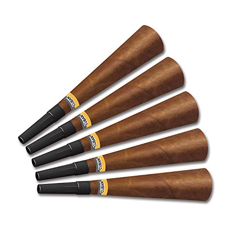 Beistle Cigar Horns | Birthday, New Years Party Favors, Blowouts (5 - Decorations Cigar