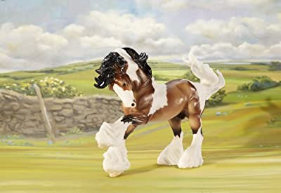 Breyer Gypsy Vanner Toy Figure