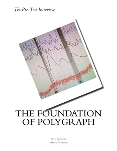 The Pre Test Interview The Foundation of Polygraph: Tuvia