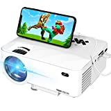 "Mini Projector, TOPVISION Projector with Synchronize Smart Phone Screen,1080P Supported, 176"" Display, 50,000 Hours Led, Compatible with Fire Stick,HDMI,VGA,USB,TV,Box,Laptop,DVD: more info"