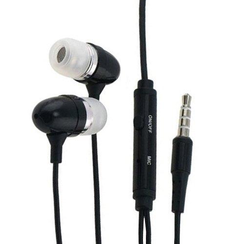 Amazon com: Importer520 Black / Clear Universal 3 5mm In-Ear