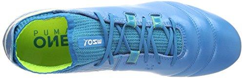 MX Chaussures 17 White SG Bleu 0 Football de Blue Noir Atomic Yellow safety One EU Puma Argent Homme 1 qntxpBBAX