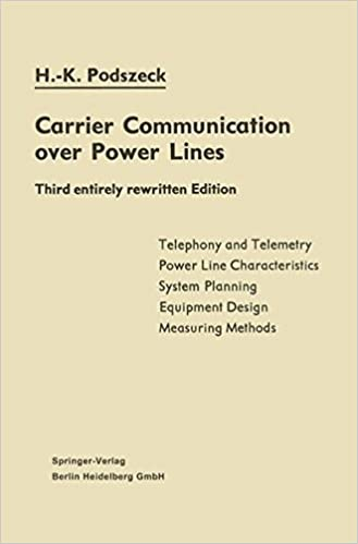 Carrier Communication over Power Lines
