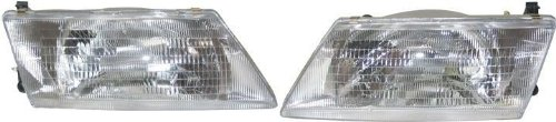 Nissan 200SX/Sentra Replacement Headlight Assembly - -