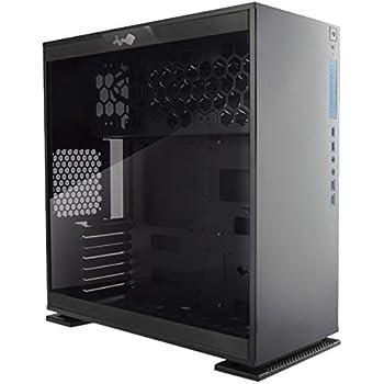 Amazon.com: In Win 303 Mini-Tower Black - computer cases ...