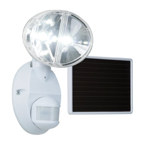 Cooper Lighting Msled180w Motion Activated Solar Powered