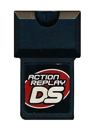 GodMode Datel Action Replay DS (Cartridge Only) with Pokemon Game Cheat Codes for Nintendo DS / DS Lite - Game Cheats Codes