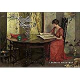 Reading Woman Bk of Postcards