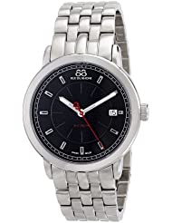 88 Rue du Rhone Mens 87WA120032 Analog Display Swiss Automatic Silver Watch