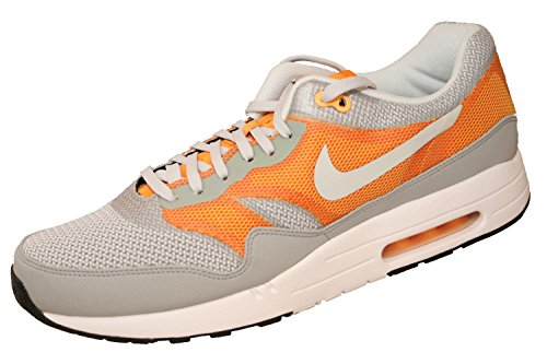 Nike Heren Air Max 1 C2.0 Loopschoen Wolf Grijs Pure Platinum Atomaire Mango 008