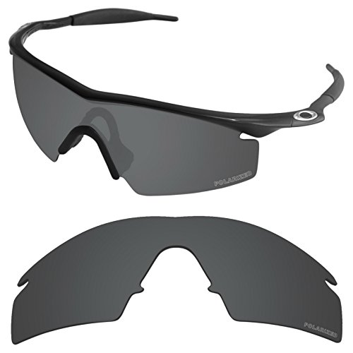 4fd7aa641e9 Tintart Performance Replacement Lenses for Oakley M Frame Strike Sunglass  Polarized Etched