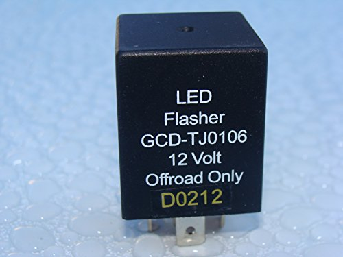 Led Tail Light Flasher Relay - 1