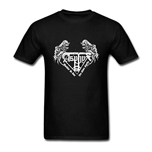 Rosar Men's Asphyx O Neck Short Sleeve T Shirt