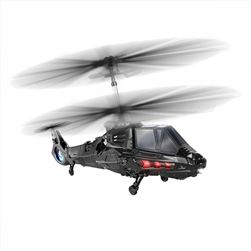 Air Combat RC Helicopter with Realistic Flight Stick Controller