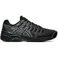 Tênis Asics Gel Resolution 7 Masculino Preto Limited Edition - Todos os Pisos-40