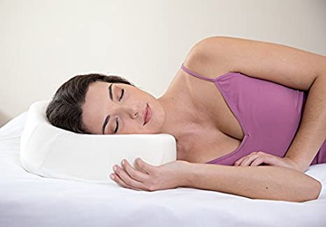 All-round Sleep Pillow Soft Comfortable Auxiliary Pillow S8V5