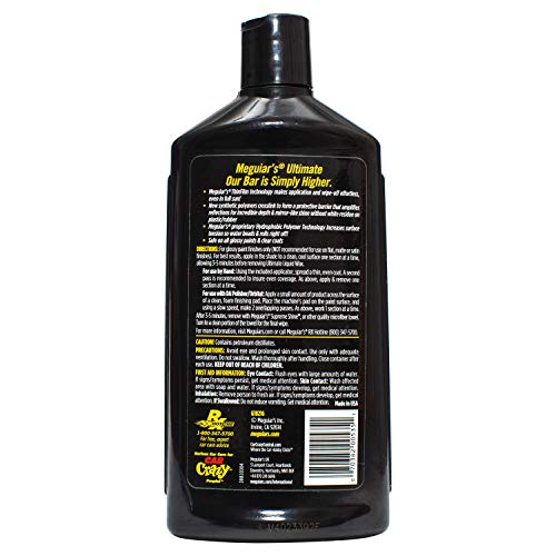 Meguiar's G18216 Ultimate Liquid Wax - 16 oz. by Meguiar's (Image #3)