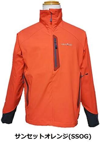 (モンベル) mont-bell クラッグジャケット メンズ 1106555 サンセットオレンジ(SSOG) サイズ:L