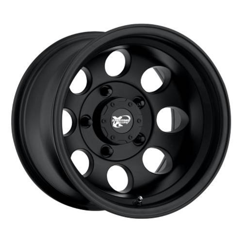 Pro Comp Alloys Series 69 Wheel with Flat Black Finish (4wd Alloy Wheels)