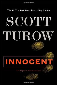 Image result for innocent by scott turow