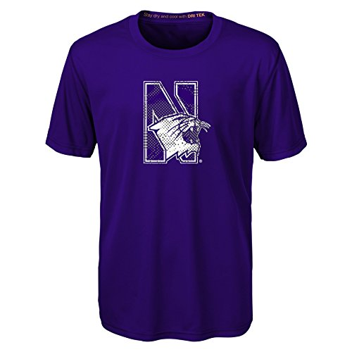 NCAA by Outerstuff NCAA Northwestern Wildcats Youth Boys