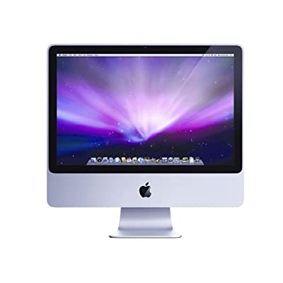 "Apple iMac 20"" Core2Duo 2.4Ghz 2GB 250GB Super-Drive OS X 10.9"
