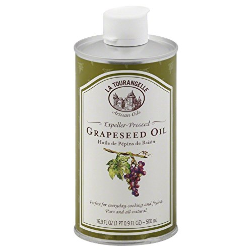 La Tourangelle, Oil Grapeseed, 16.9-Ounce (6 Pack) ()