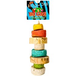 BIRD KABOB Bird Toy, Especial