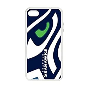 Seattle Seahawks Image Protective Iphone ipod touch4 / Iphone 5 Case Cover Hard Plastic Case for Iphone ipod touch4