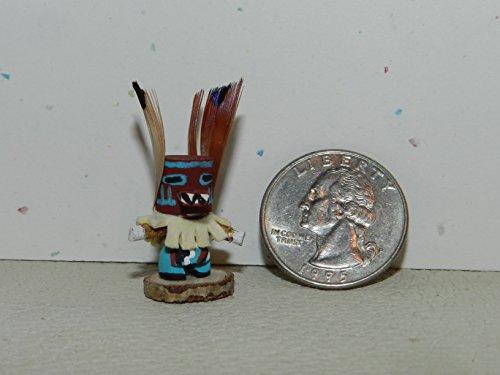Miniature Masked Badger Kachina