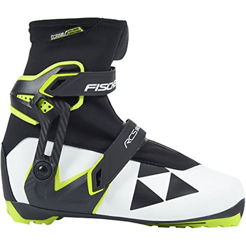 Skate Womens Ski Boots (Fischer RCS Skate Boot - Women's One Color, 37.0)