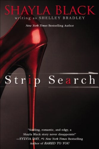 Strip Search (Berkley Sensation) by [Black, Shayla]
