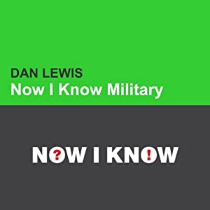 Now I Know: Military Audiobook