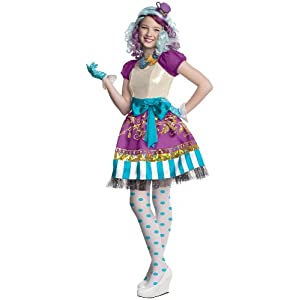 Rubie's Ever After High Deluxe Madeline Hatter Costume, Child's Small