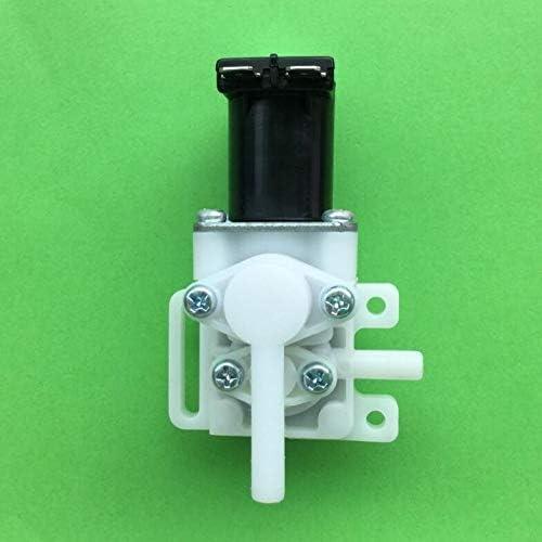 Amazon Com Yiwmhe Intelligent Toilet Pressure Reducing Valve 1 4 Plug In Type Water Inlet Solenoid Valve Voltage Ac220v Home Kitchen