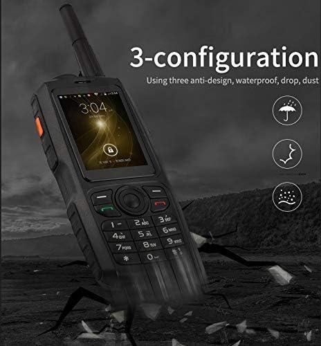 Smartphone Reforzado - Ip67 A Prueba de Agua, Tiempo de Espera 350 Horas, Posicionamiento Global GPS Precisa de Frecuencia Libre de Sim del Teléfono Móvil Desbloqueado, con Linterna: Amazon.es: Hogar