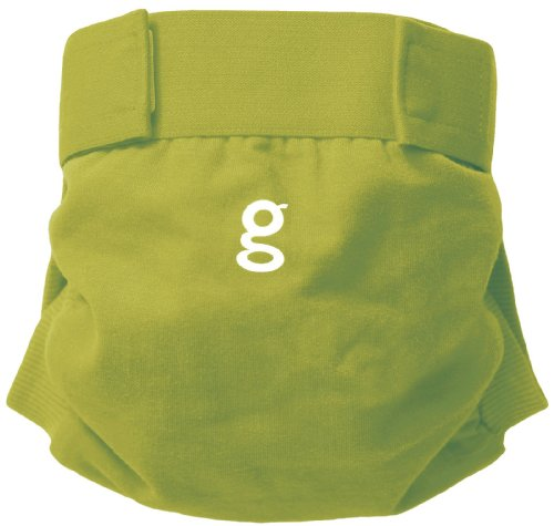 Price comparison product image gDiapers Guppy Green gPants,  Large (22-36 lbs)