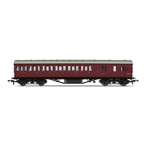 R4678 Hornby Oo - Br Non-corridor 57 Third Class Brake Coach