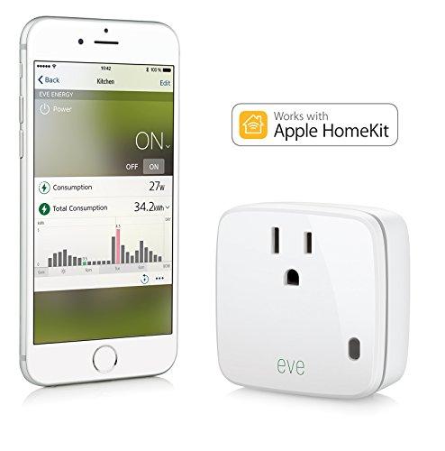 elgato energy 1st generation switch power meter with apple homekit technology