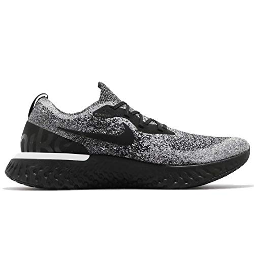white Black Men's Black Epic NIKE Running Shoes Flyknit React Y8BPxTqHw