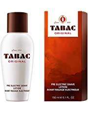 Tabac® Original Pre Electric Shave Lotion – optimale voorbereiding voor elektrische vezels – origineel sinds 1959 | 150 ml