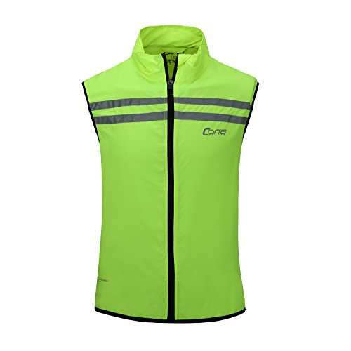 bpbtti-mens-hi-viz-safety-running-cycling-vest-windproof-and-reflective-x-large-hi-viz-yellow