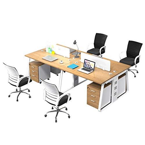 Ein xinrongqu Einfache Moderne   Bürotisch - Stuhlkombination Büromöbel A