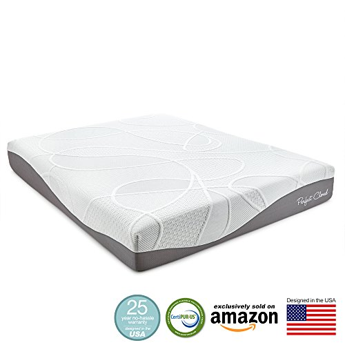 Visco Memory Foam Mattress Review (Perfect Cloud UltraPlush Gel-Max 10 Inch Memory Foam Mattress (King Size) - Amazon Exclusive Model Featuring New Visco Gel Cool Design - 25 Year)