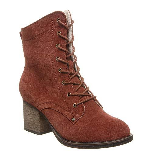 BEARPAW Women's Topaz Boots, Brown, 9 ()