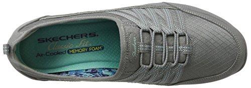 Unity Sport Gray Fashion Sneaker Go Women's Big Skechers xEwBB
