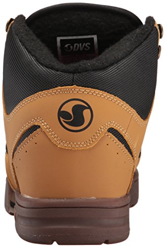 DVS Apparel Militia Boot, Scarpe da Skateboard Uomo CHAMOIS LEATHER