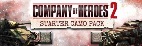 Company of Heroes 2 Starter Camo Bundle [Download] ()