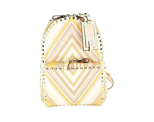 Price comparison product image Valentino Garavani Native Couture 1975 Backpack Multi-Color Multi-Color Nylon