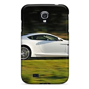 For LisaMichelle Galaxy Protective Case, High Quality For Galaxy S4 Aston Martin Virage Skin Case Cover